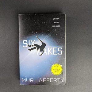 Fiction Book - Six Wakes